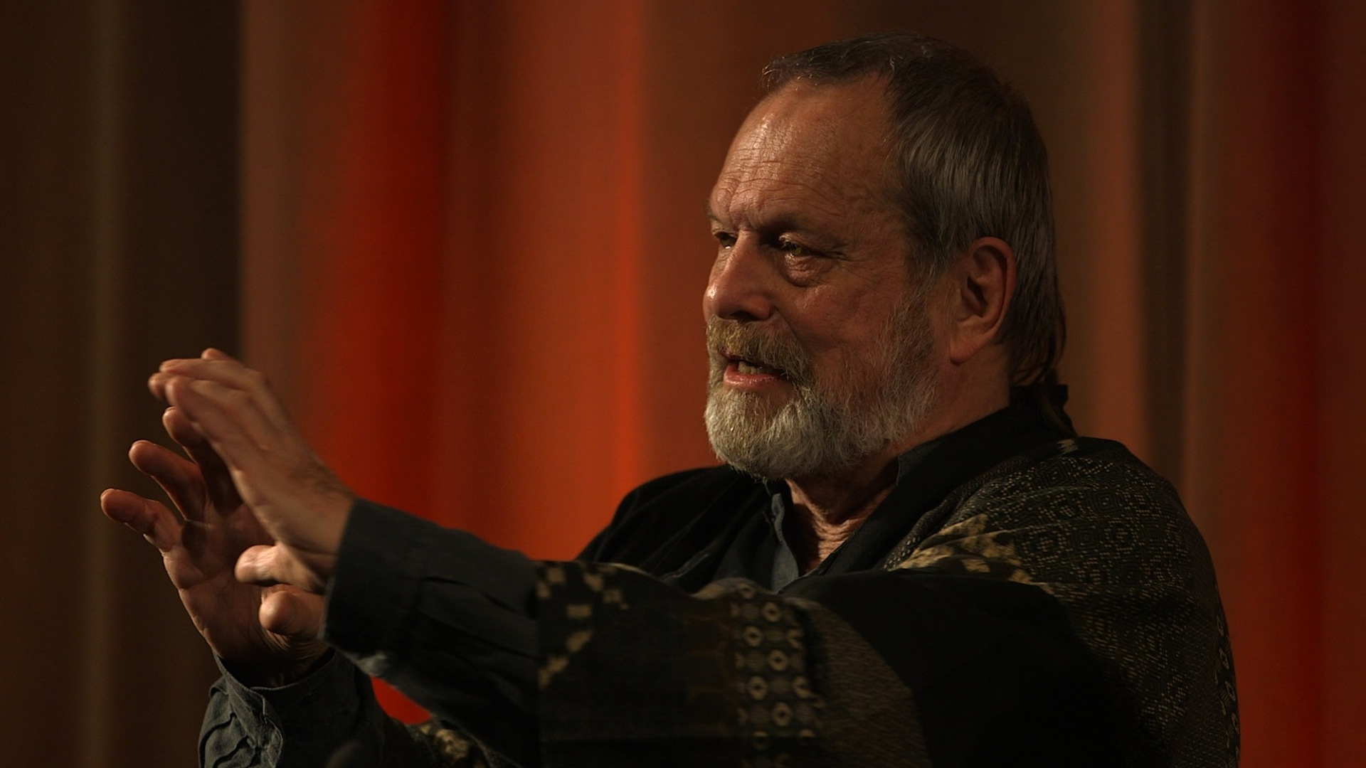 terry gilliam filmy