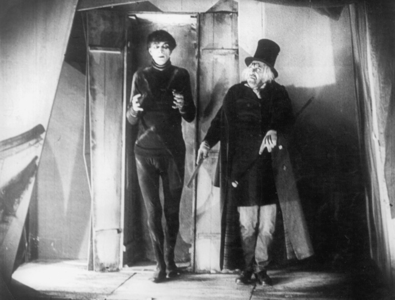 Das cabinet des dr caligari 1919 bfi - The cabinet of dr caligari ...