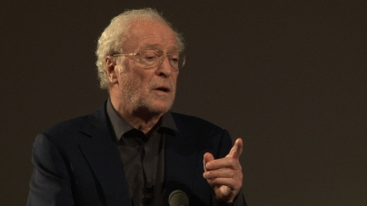 Michael Caine in conversation - image