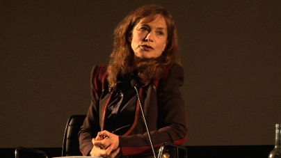 Isabelle Huppert in conversation - image
