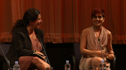 Iranian director Mania Akbari discusses her work - image