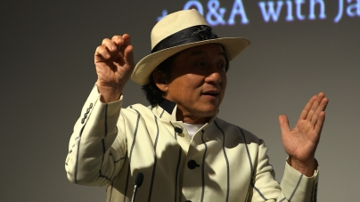 Jackie Chan on stunts, Hollywood and Bruce Lee
