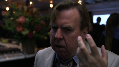 Timothy Spall and Mike Leigh on Mr. Turner