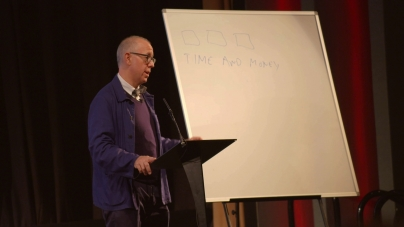 BAFTA and BFI Screenwriters Lecture: James Schamus
