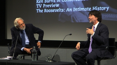 Ken Burns on The Roosevelts: An Intimate History