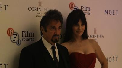Al Pacino on film, life and his BFI Fellowship - image