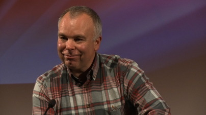 Steve Pemberton on The Cook, The Thief, His Wife and Her Lover