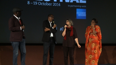 Abderrahmane Sissako talks about his film Timbuktu
