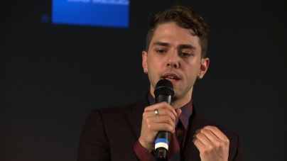 Xavier Dolan introduces Mommy