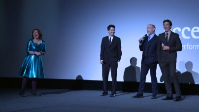 Whiplash Q&A with Damien Chazelle and J.K. Simmons