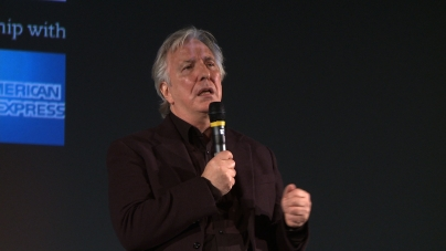 A Little Chaos Q&A with director Alan Rickman