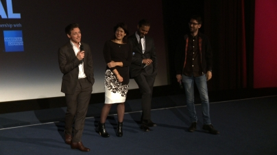 The Disappearance of Eleanor Rigby Q&A