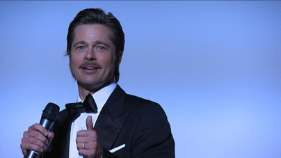 Brad Pitt and David Ayer introduce Fury