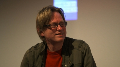 Michel Faber on The Final Programme