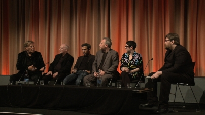 Future Shock! The Story of 2000AD panel discussion