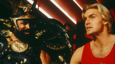 Mike Hodges: the making of Flash Gordon - image