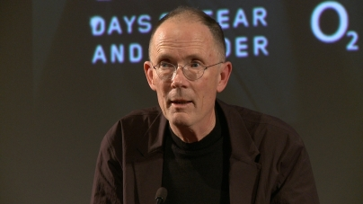 William Gibson on sci-fi cinema