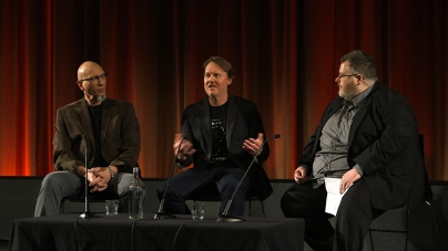 Big Hero 6 Q&A with Don Hall and Roy Conli