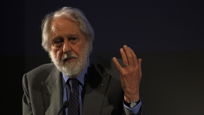 Lord David Puttnam introduces Pinocchio