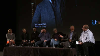Arthur & George Q&A with Martin Clunes
