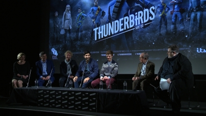 Thunderbirds Are Go panel discussion