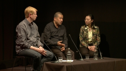 Video artist Zhang Peili in conversation