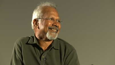 Mani Ratnam in conversation with Peter Webber