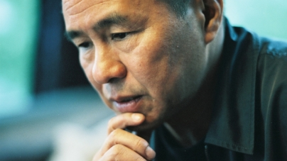 Hou Hsiao-Hsien in conversation with Tony Rayns