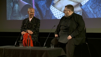 John Waters discusses his favourite British films