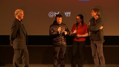 Jia Zhangke, A Guy from Fenyang director Q&A
