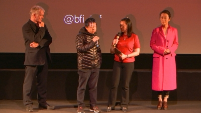 Mountains May Depart Q&A with Jia Zhangke