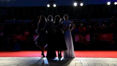 Suffragette European premiere