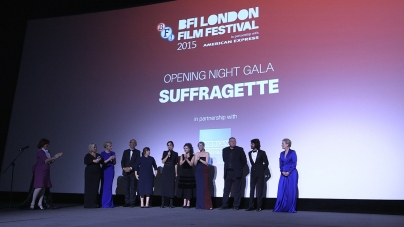 Director Sarah Gavron introduces Suffragette