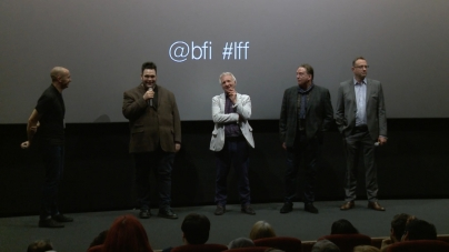 Elstree 1976 director, producer and cast Q&A