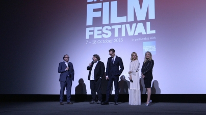 High-Rise director and cast Q&A