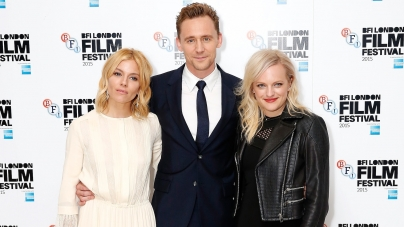 High-Rise red carpet with cast and crew
