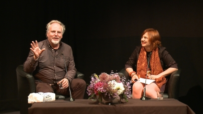 Guy Maddin screentalk with Clare Stewart