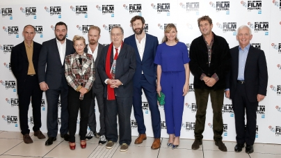 The Program red carpet with Stephen Frears