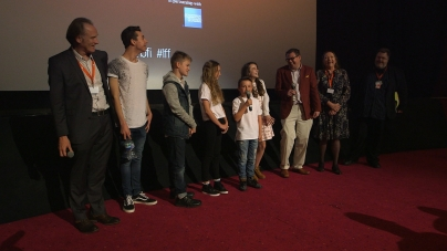 Who Killed Nelson Nutmeg? cast and crew Q&A