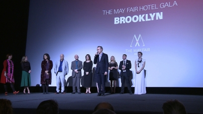 Brooklyn introduction with director John Crowley