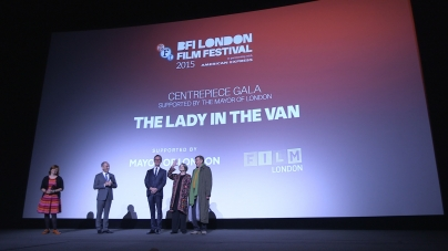 Nicholas Hytner introduces The Lady in the Van