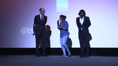Palme d'Or winner Dheepan actor Q&A