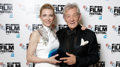 BFI London Film Festival awards 2015