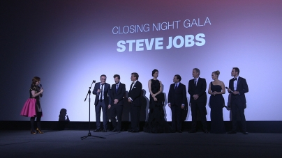 Danny Boyle introduces Steve Jobs