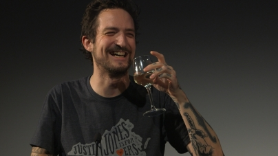 Frank Turner introduces Instrument