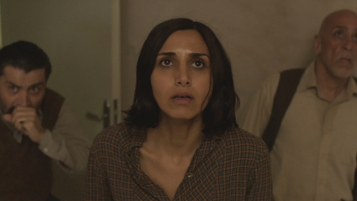 Under the Shadow Q&A with Babak Anvari and Narges Rashidi