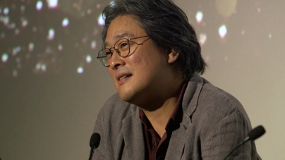 "Park Chan-Wook at the London film festival Screen Talk: ""People asked me to sign their hammers"""