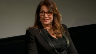 "Lorraine Bracco on playing Goodfella's Karen Hill: ""She turned out naughty!"""