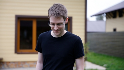 Watch the trailer for Citizenfour
