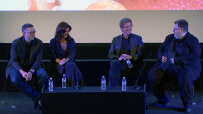 Finding Dory co-directors and producer Q&A
